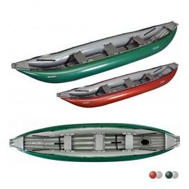 Gumotex Baraka 3er Trekking Kanu Luftboot Kanadier Schlauchboot im ARTS-Outdoors Gumotex-Online-Shop günstig bestellen