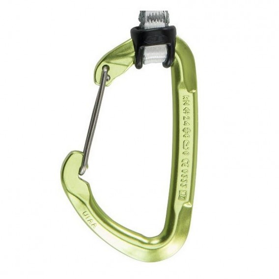 Climbing Technology Lime-W DY Wire Gate Express Set 17cm hier im Climbing Technology-Shop günstig online bestellen