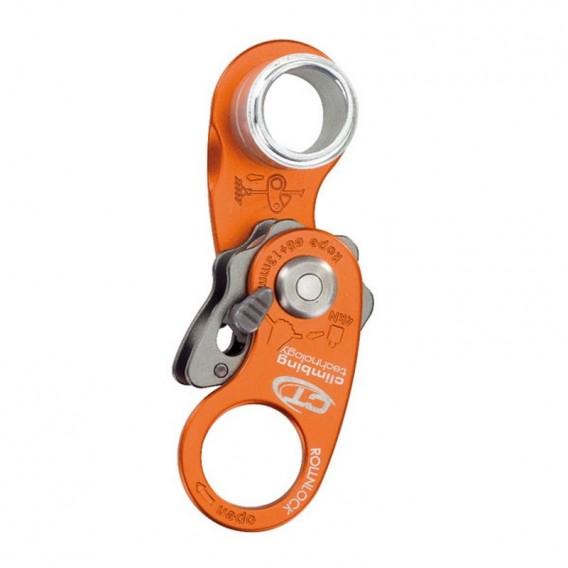 Climbing Technology RollNLock Seilklemme Seilrolle hier im Climbing Technology-Shop günstig online bestellen