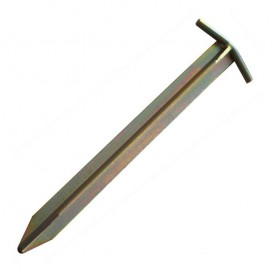 Nordisk Steel T-Peg Zelthering aus Stahl 2 Stück