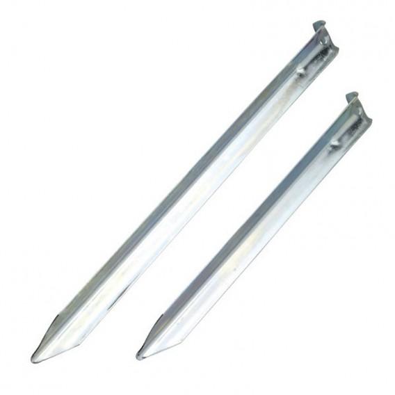 Nordisk Steel V-Peg Zelthering aus Stahl 6 Stück im ARTS-Outdoors Nordisk-Online-Shop günstig bestellen