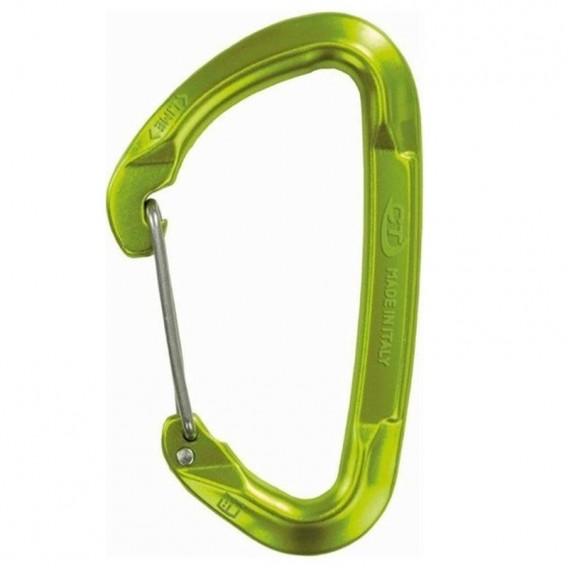 Climbing Technology Lime WG WireGate Karabiner green im ARTS-Outdoors Climbing Technology-Online-Shop günstig bestellen