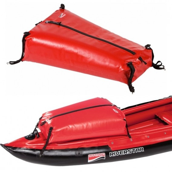 Grabner Bug & Heck-Tasche für EXP + Riverstar + Escape hier im Grabner-Shop günstig online bestellen