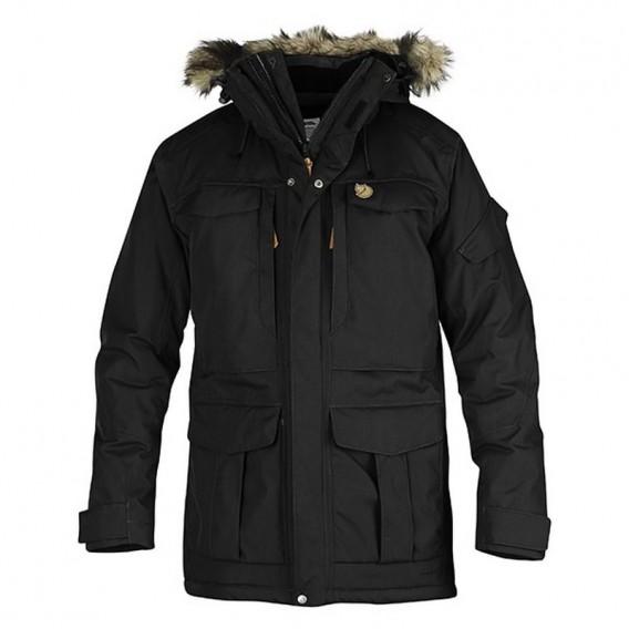Fjällräven Yupik Parka Herren Hydratic Winterparka black hier im Fjällräven-Shop günstig online bestellen