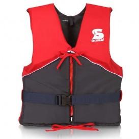 Secumar Echo Schwimmweste Schwimmhilfe Paddelweste blau rot im ARTS-Outdoors Secumar-Online-Shop günstig bestellen