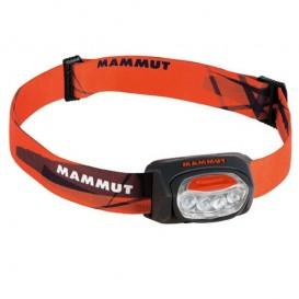 Mammut T-Trail LED Stirnlampe Kopflampe Helmlampe 80lm black im ARTS-Outdoors Mammut-Online-Shop günstig bestellen