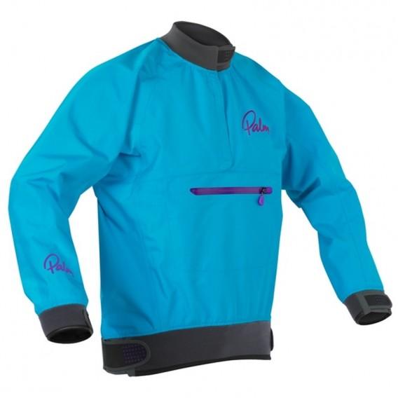 Palm Vector Damen Paddeljacke Kajak Wassersport Jacke aqua hier im Palm-Shop günstig online bestellen