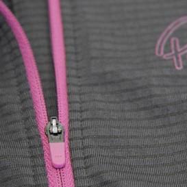 Palm Seti Longsleeve Damen Fleece Paddel Unterwäsche Funktionsshirt jet grey hier im Palm-Shop günstig online bestellen