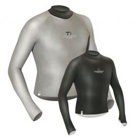 Camaro Titanium Shirt Longsleeve Neopren Oberteil unisex black