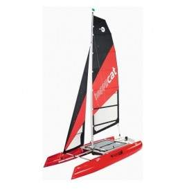 Grabner Happy Cat Evolution Katamaran Sport Luftboot Segelboot