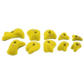 Ocun Holds Set 3 Modulars Klettergriffe yellow im ARTS-Outdoors Ocun-Online-Shop günstig bestellen