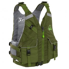 Palm Hydro PFD Touringweste Sicherheits Schwimmweste olive im ARTS-Outdoors Palm-Online-Shop günstig bestellen