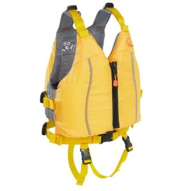 Palm Quest Kids PFD Kinder Touringweste Sicherheits Paddelweste saffron