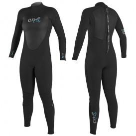 ONeill Epic 4/3mm Damen Neoprenanzug Fullsuit schwarz im ARTS-Outdoors ONeill-Online-Shop günstig bestellen