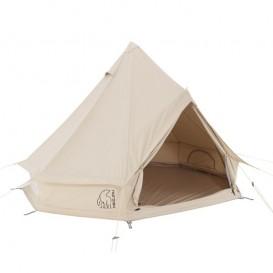 Nordisk Asgard 19.6 Technical Cotton Tent Baumwoll Gruppenzelt Tipi 1-10 Personen