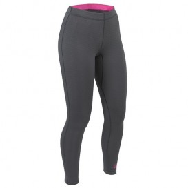 Palm Seti Pant Damen Fleece Funktionshose Paddel Unterwäsche jet grey