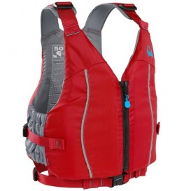 Palm Quest PFD Touringweste Sicherheits Paddelweste red hier im Palm-Shop günstig online bestellen