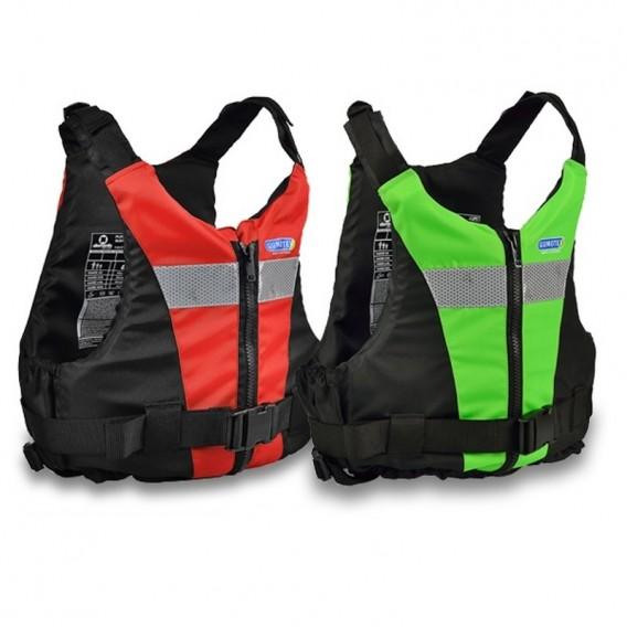 Gumotex Schwimmweste Auftriebsweste Paddelweste schwarz rot hier im Gumotex-Shop günstig online bestellen