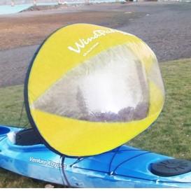 WindPaddle Adventure Sail Segel für Kajak Kanu Kajaksegel im ARTS-Outdoors WindPaddle-Online-Shop günstig bestellen