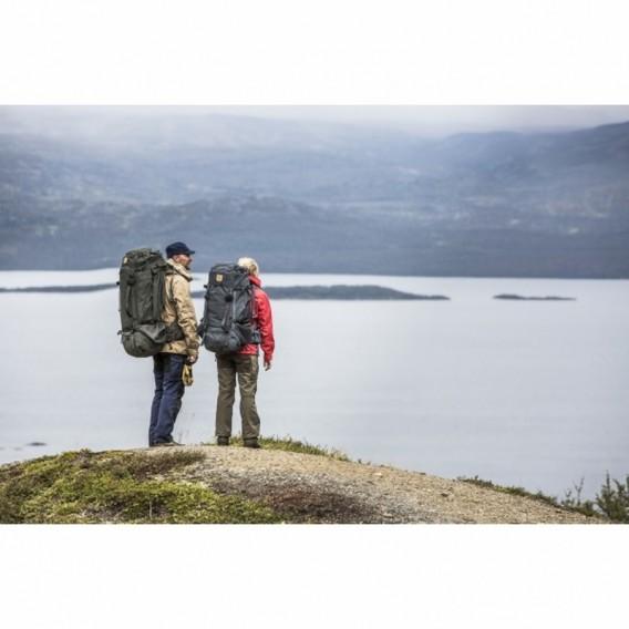 Fjällräven Kajka 65 W Trekking Rucksack Damen forest green im ARTS-Outdoors Fjällräven-Online-Shop günstig bestellen