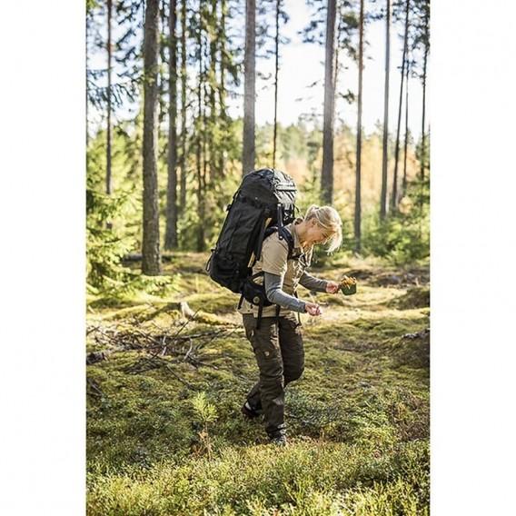 Fjällräven Kajka 65 Trekkingrucksack 65L forest green im ARTS-Outdoors Fjällräven-Online-Shop günstig bestellen