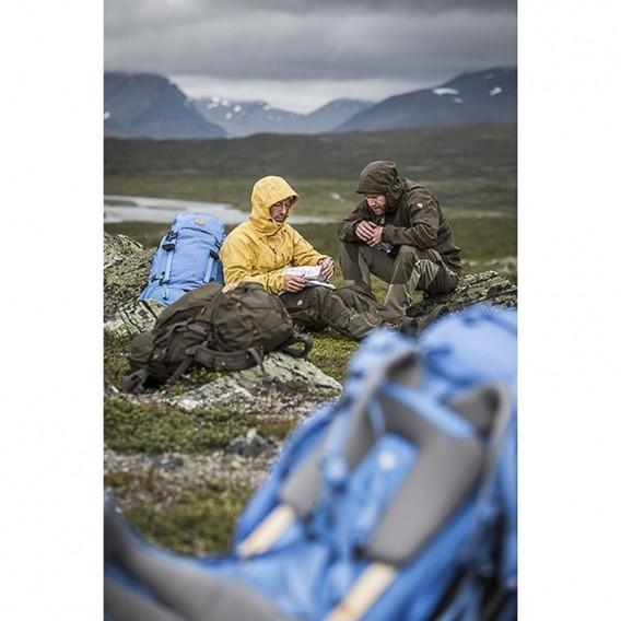 Fjällräven Kajka 75 Trekkingrucksack 75L forest green im ARTS-Outdoors Fjällräven-Online-Shop günstig bestellen