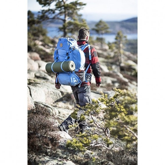 Fjällräven Kajka 75 Trekkingrucksack 75L forest green hier im Fjällräven-Shop günstig online bestellen