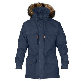 Fjällräven Singi Winter Jacket Herren Winterjacke dark navy