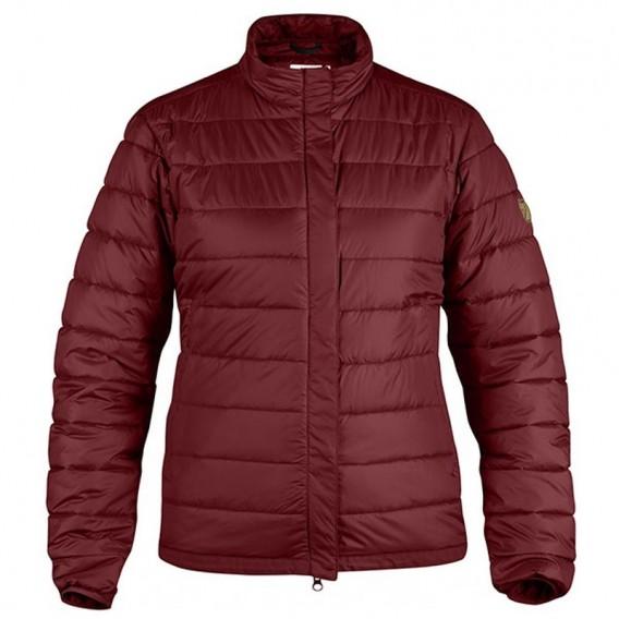 Fjällräven Keb Padded Jacket Damen Outdoorjacke Winterjacke ox red hier im Fjällräven-Shop günstig online bestellen