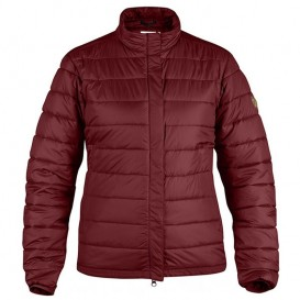 Fjällräven Keb Padded Jacket Damen Outdoorjacke Winterjacke ox red
