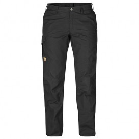 Fjällräven Karla Pro Trousers Curved Damen Outdoorhose Wanderhose dark grey im ARTS-Outdoors Fjällräven-Online-Shop günstig best