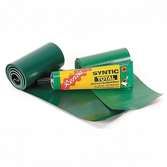 Ally Repair Kit Reparaturset grün hier im Ally Faltboote-Shop günstig online bestellen
