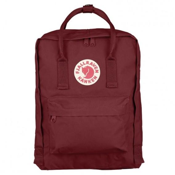 Fjällräven Kanken Rucksack Klassiker Retro Daypack 16L ox red im ARTS-Outdoors Fjällräven-Online-Shop günstig bestellen