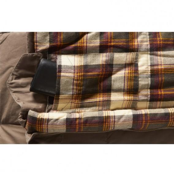 Nordisk Almond +10° Deckenschlafsack aus Baumwolle hier im Nordisk-Shop günstig online bestellen