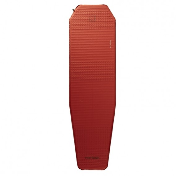 Nordisk Vanna 3.8 ultraleichte Isomatte Mumienform rot hier im Nordisk-Shop günstig online bestellen