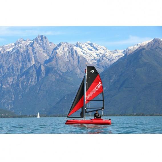 Grabner Happy Cat Neo Katamaran Sport Luftboot Segelboot hier im Grabner-Shop günstig online bestellen