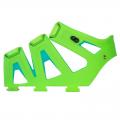 Jobe EVO Skins für EVO Wakeboard Sneaker und Bindung summer green