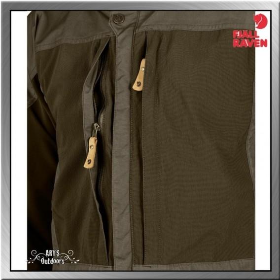 Fjällräven Keb Jacket Herren Outdoorjacke Übergangsjacke dark navy hier im Fjällräven-Shop günstig online bestellen