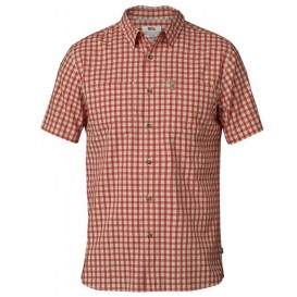 Fjällräven High Coast Shirt Herren Kurzarmhemd flame orange