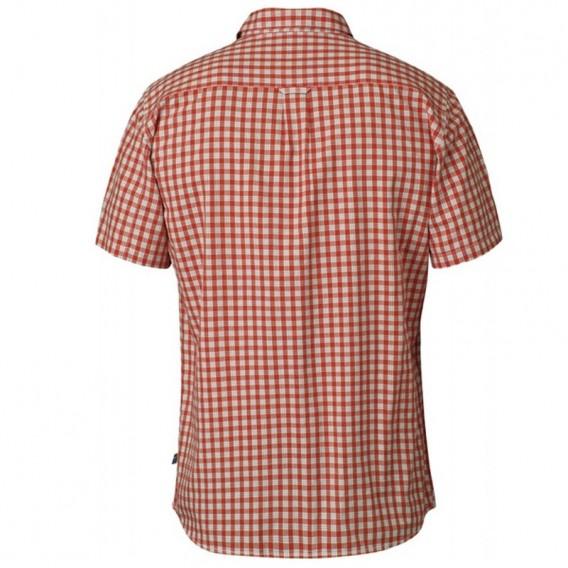Fjällräven High Coast Shirt Herren Kurzarmhemd flame orange hier im Fjällräven-Shop günstig online bestellen