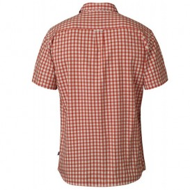 Fjällräven High Coast Shirt Herren Kurzarmhemd flame orange im ARTS-Outdoors Fjällräven-Online-Shop günstig bestellen
