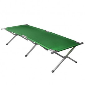 Arts Outdoor Equipment XXL Campingbett aus Aluminium extra lang 210 cm grün im ARTS-Outdoors ARTS-Outdoors-Online-Shop günstig b