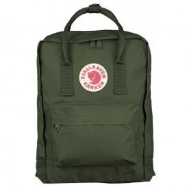 Fjällräven Kanken Rucksack Klassiker Retro Daypack 16L forest green hier im Fjällräven-Shop günstig online bestellen