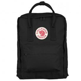 Fjällräven Kanken Rucksack Klassiker Retro Daypack 16L black im ARTS-Outdoors Fjällräven-Online-Shop günstig bestellen
