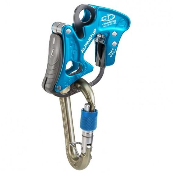 Climbing Technology Alpine Up Kit Sicherungsgerät light blue hier im Climbing Technology-Shop günstig online bestellen