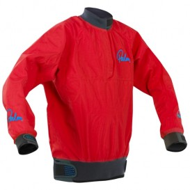 Palm Vector Kids Kinder Paddeljacke Kajak Wassersport red