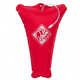 Palm Kajak Float Bag Heavy Weight Auftriebskörper rot