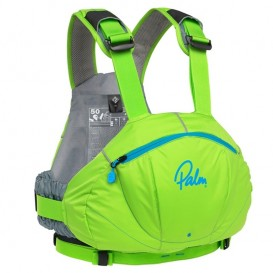 Palm FX PFD Tourenweste Schwimmweste Paddelweste lime im ARTS-Outdoors Palm-Online-Shop günstig bestellen