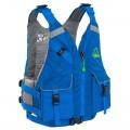 Palm Hydro PFD Touringweste Sicherheits Schwimmweste blue
