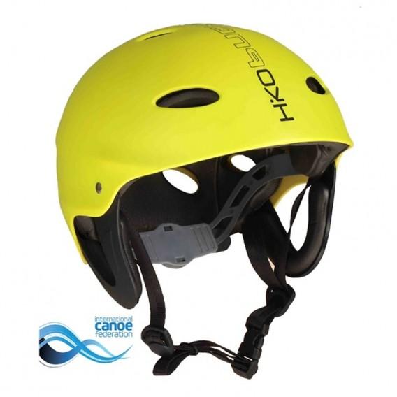 Hiko Buckaroo Junior Kinder und Jugend Kajakhelm Wassersport Helm lime hier im Hiko-Shop günstig online bestellen